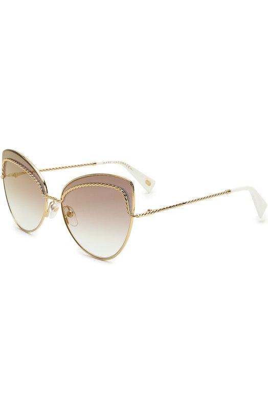 Купить Солнцезащитные очки Marc Jacobs, MARC 255 J5G, Китай, Золотой