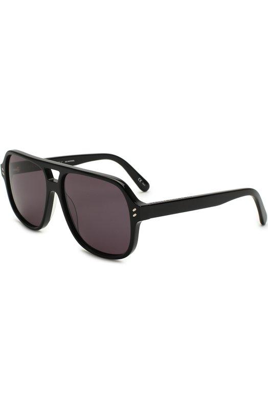 Купить Солнцезащитные очки Stella McCartney, SC0106 001, Китай, Черный