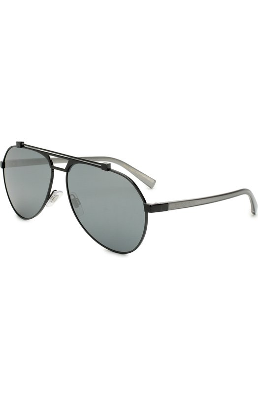 Купить Солнцезащитные очки Dolce & Gabbana, 2189-01/6G, Италия, Черный