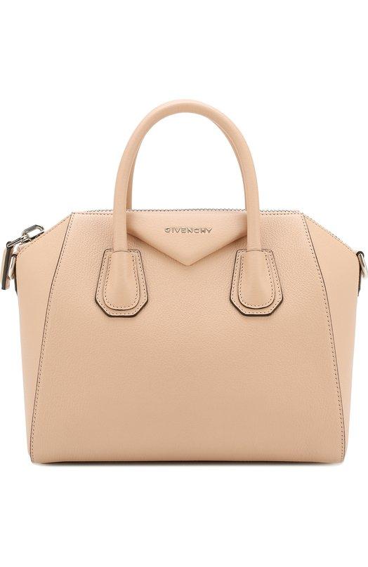 Купить Сумка Antigona small Givenchy, BB05117012, Италия, Кремовый, Кожа натуральная: 100%;