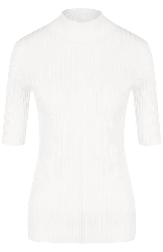 Купить Топ из вискозы с укороченным рукавом Diane Von Furstenberg, 11485DVF, Китай, Кремовый, Вискоза: 83%; Полиэстер: 17%;