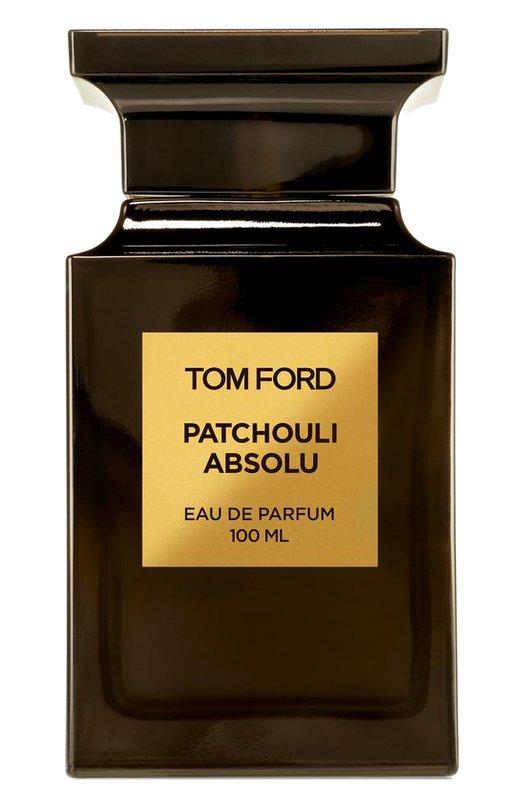 Купить Парфюмерная вода Patchouli Absolu Tom Ford, T3EN-01, Бесцветный