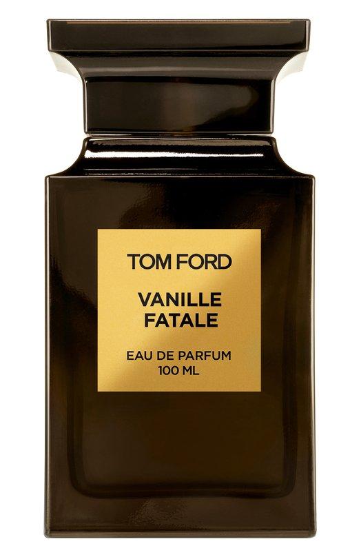 Купить Парфюмерная вода Vanille Fatale Tom Ford, T6GN-01, Франция, Бесцветный
