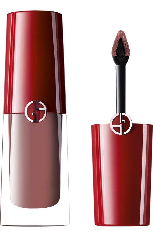 Купить Стойкий матовый блеск для губ Lip Magnet, оттенок 508 Giorgio Armani, 3614271702845, Италия, Бесцветный