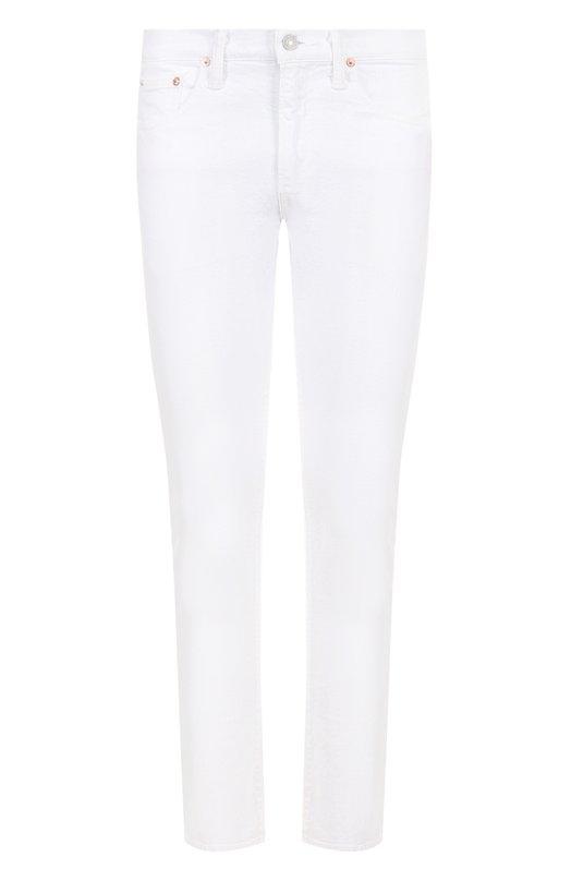 Купить Джинсы прямого кроя Polo Ralph Lauren, 710613950, Никарагуа, Белый, Хлопок: 98%; Эластан: 2%;