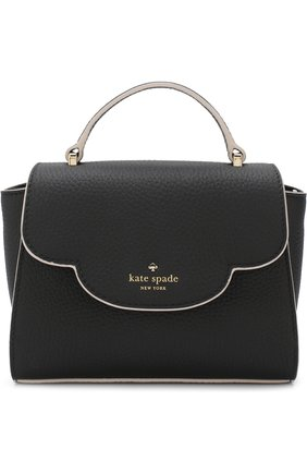Сумка Leewood Place Kate Spade New York черная | Фото №1
