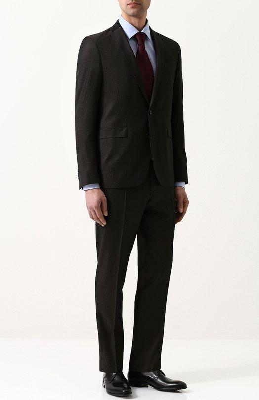Купить Шерстяной костюм с пиджаком на двух пуговицах Sand, 1564/STAR-CRAIG, Португалия, Коричневый, Подкладка-вискоза: 50%; Подкладка-ацетат: 50%; Шерсть: 100%;