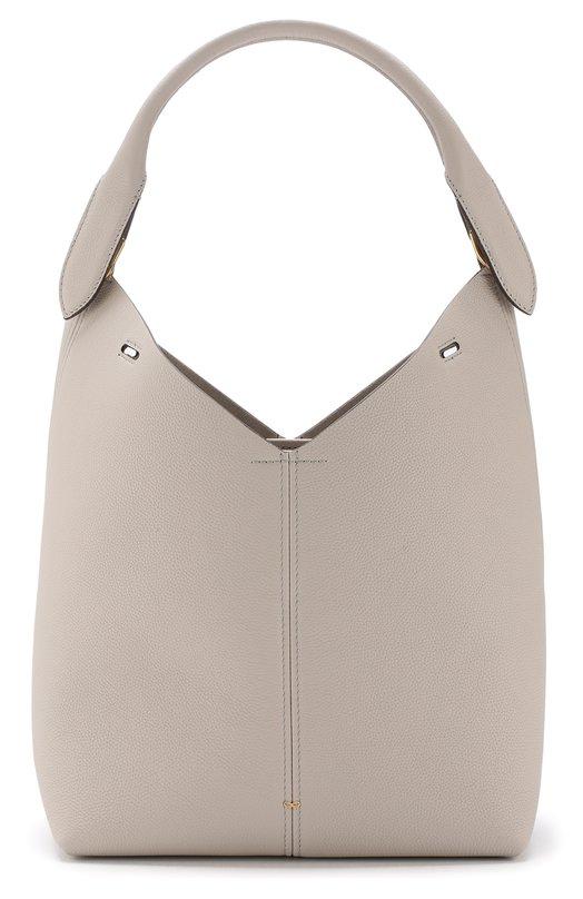 Купить Сумка Small Build a Bag Anya Hindmarch, 5050925988865, Италия, Серый, Кожа натуральная: 100%;