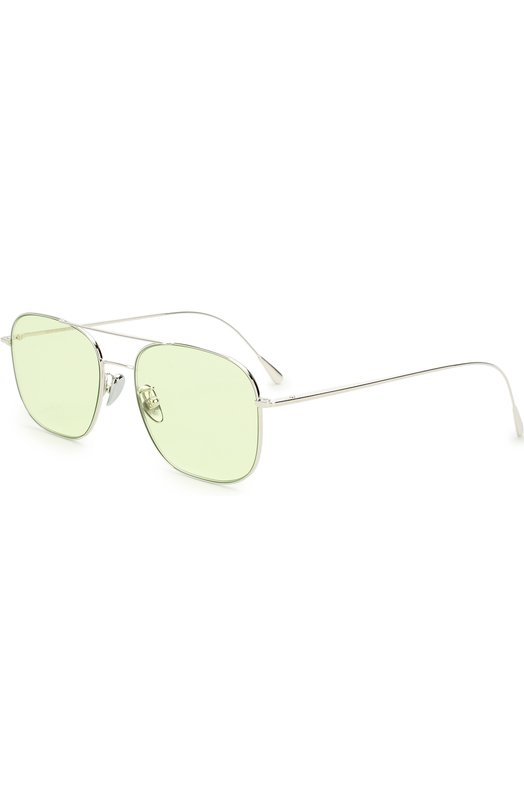 Купить Солнцезащитные очки CutlerandGross, 1267PPL/DPGN, Италия, Светло-зеленый