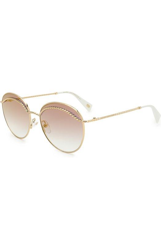 Купить Солнцезащитные очки Marc Jacobs, MARC 253 J5G, Китай, Золотой