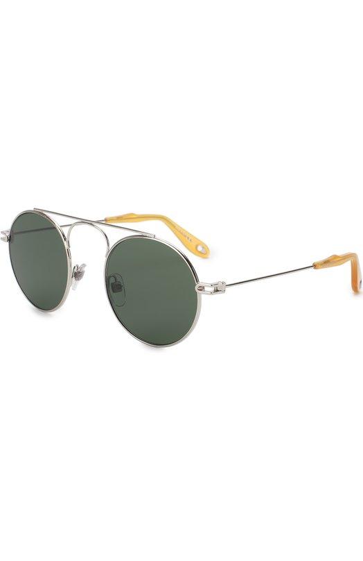 Купить Солнцезащитные очки Givenchy, 7054 010, Италия, Серебряный
