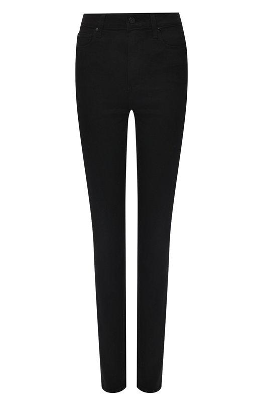 Купить Однотонные джинсы прямого кроя Paige, 2098521-2139, США, Черный, Вискоза: 54%; Хлопок: 23%; Полиэстер: 22%; Эластан: 1%;