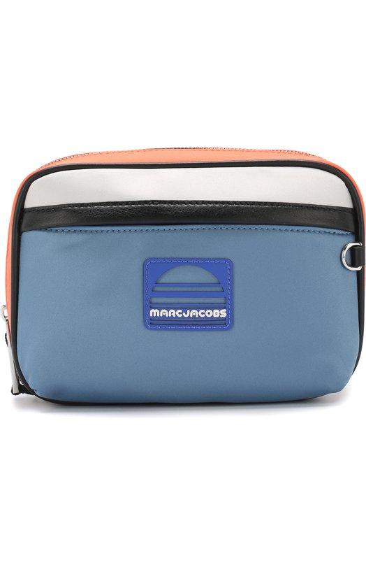 Купить Поясная сумка Sport Marc Jacobs, M0013864, Китай, Синий, Текстиль: 100%;
