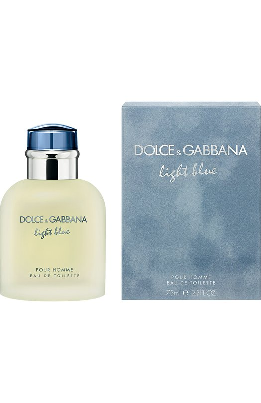 Купить Туалетная вода Light Blue Pour Homme Dolce & Gabbana, 3020505DG, Италия, Бесцветный