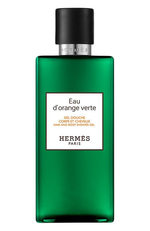 Купить Гель для душа Eau d'orange verte Hermès, 39547H, Франция, Бесцветный