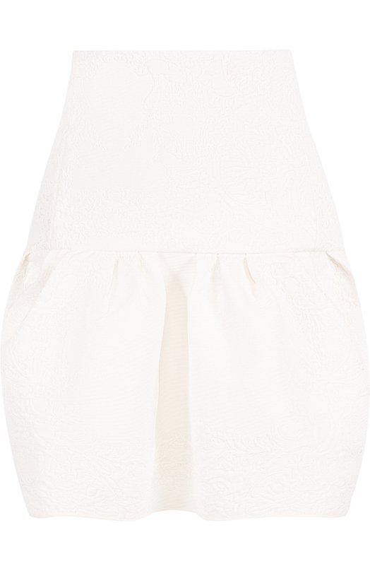 Однотонная мини-юбка тюльпан Chloé Chloé