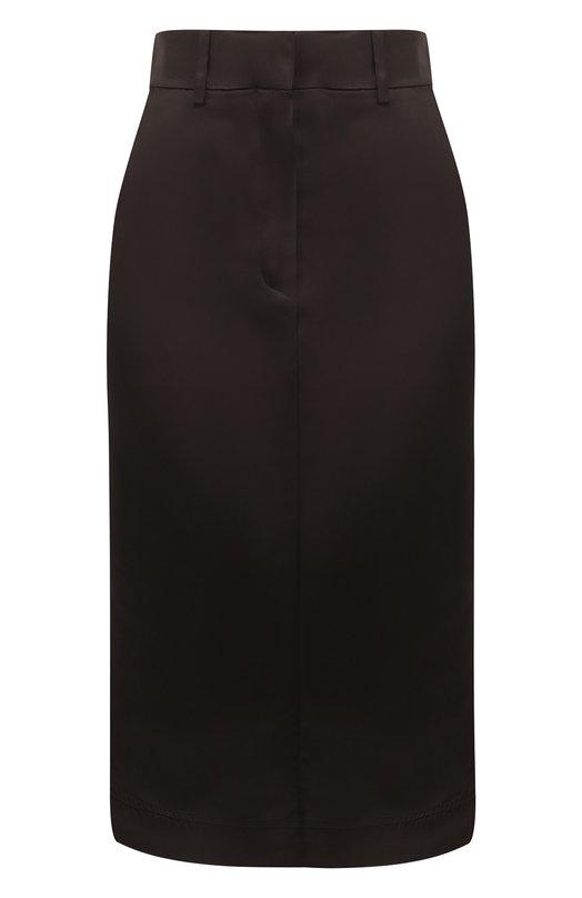 Однотонная юбка-карандаш CALVIN KLEIN 205W39NYC CALVIN KLEIN 205W39NYC