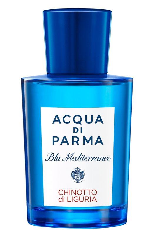 Купить Туалетная вода Chinotto di Liguria Acqua di Parma, 57035, Италия, Бесцветный