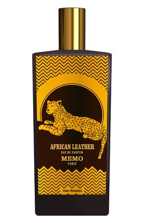 Парфюмерная вода African Leather Addict Edition  Memo | Фото №1