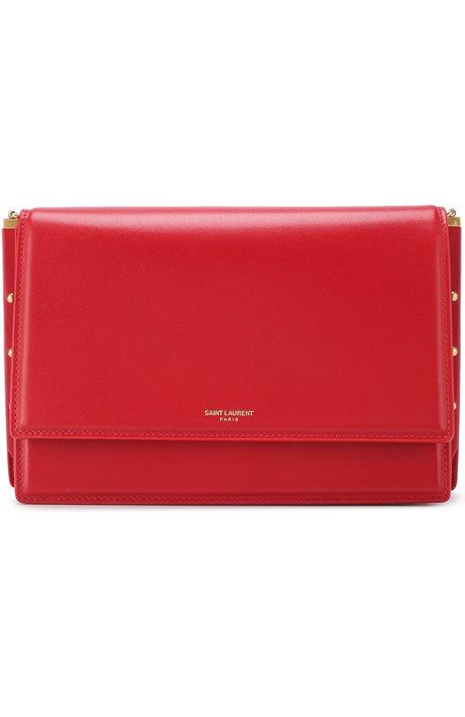 Купить Сумка Zoe Saint Laurent, 513667/0K50W, Италия, Красный, Кожа: 100%;
