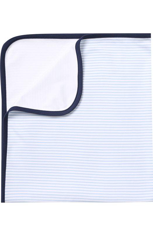 Купить Хлопковое одеяло с принтом Kissy Kissy, S1815508ST, Перу, Голубой, Хлопок: 100%;