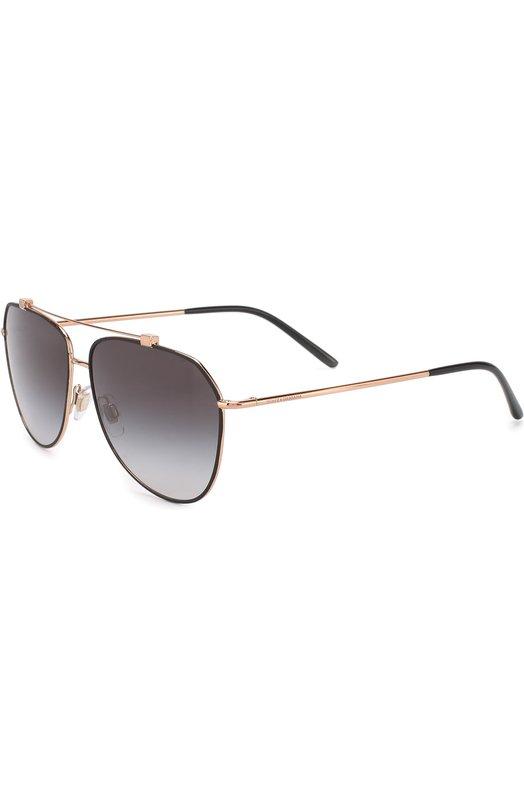 Купить Солнцезащитные очки Dolce & Gabbana, 2190-12968G, Италия, Черный