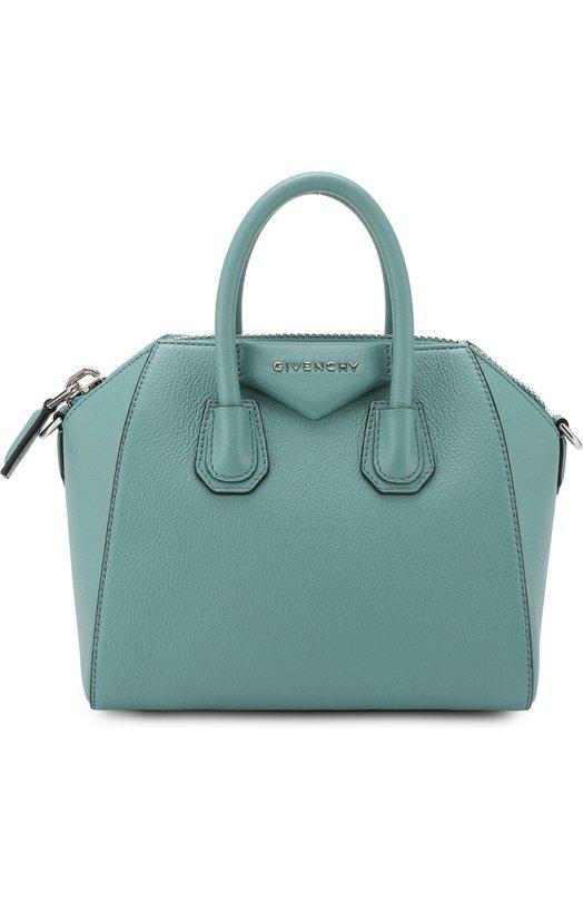 Купить Сумка Antigona mini Givenchy, BB05114012, Италия, Голубой, Кожа натуральная: 100%;