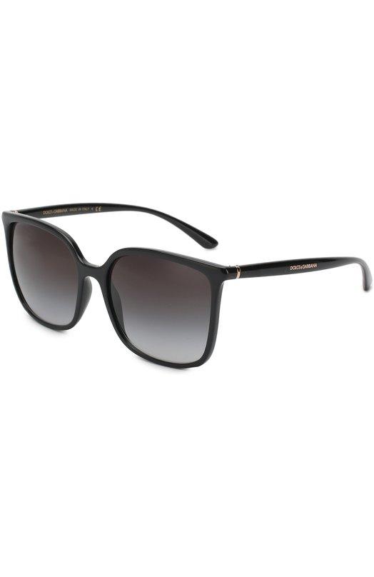 Купить Солнцезащитные очки Dolce & Gabbana, 6112-501/8G, Италия, Черный
