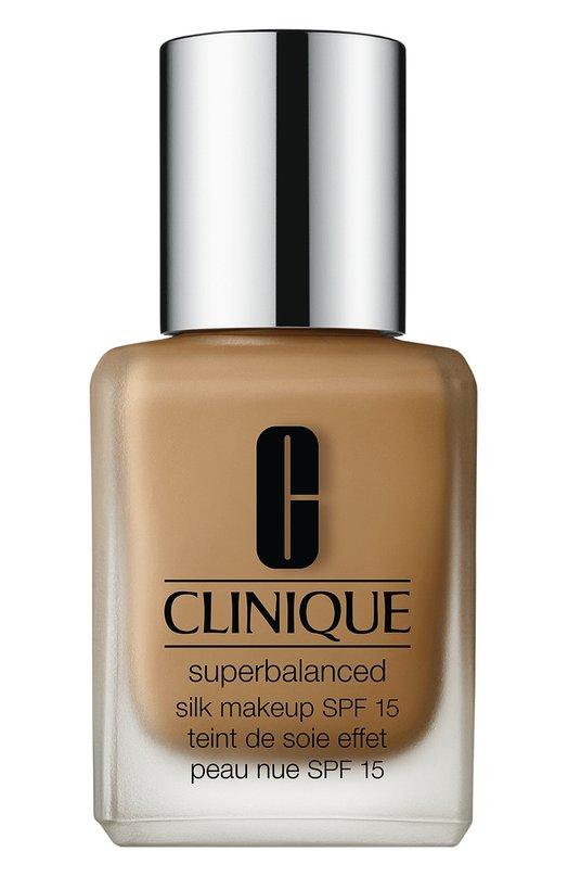 Купить Тональный крем Superbalanced Silk Makeup SPF 15, оттенок Silk Canvas Clinique, ZGH4-08, Франция, Бесцветный
