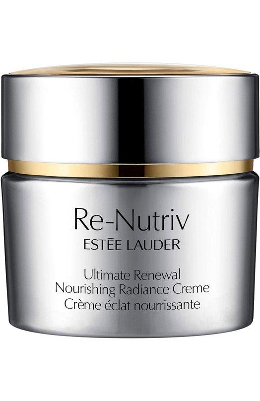 Купить Питательный крем для сияния кожи Re-Nutriv Ultimate Renewal Estée Lauder, RT8H-01, США, Бесцветный