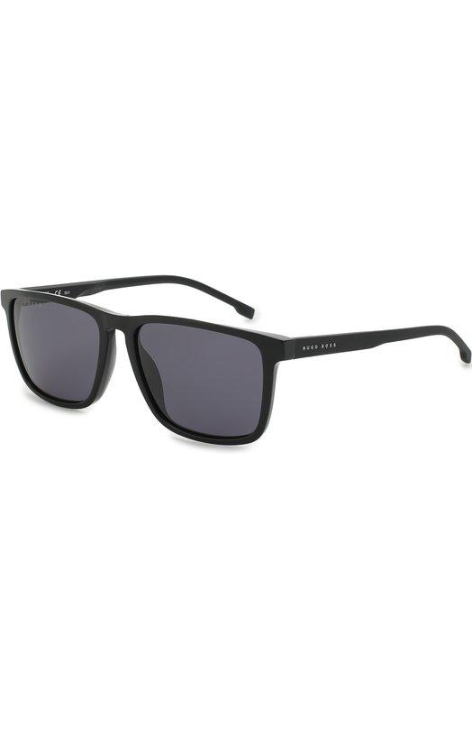Купить Солнцезащитные очки BOSS, 0921 807, Китай, Черный