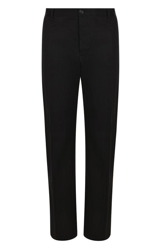 Хлопковые брюки свободного кроя  Versace