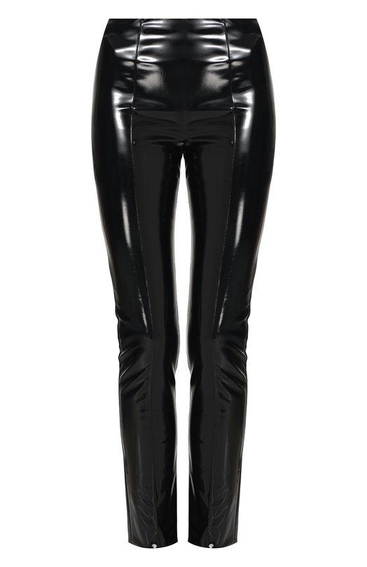 Однотонные укороченные брюки  Valentino