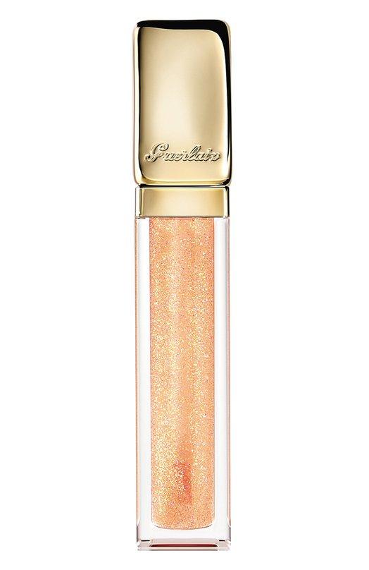 Купить Блеск-бальзам для губ Terracotta Kiss Delight, оттенок 01 Peach Syrup Guerlain, G042526, Франция, Бесцветный