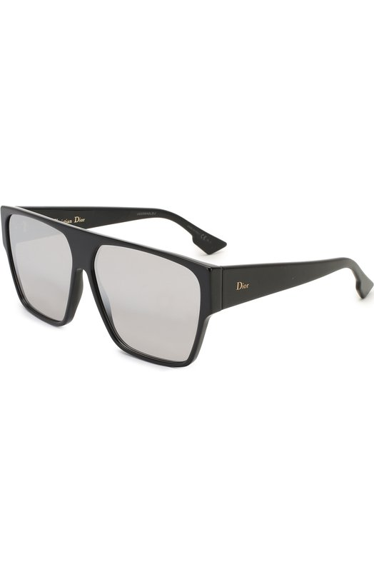 Солнцезащитные очки Dior, DI0RHIT 807, Италия, Черный  - купить