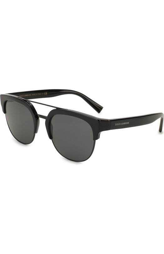 Купить Солнцезащитные очки Dolce & Gabbana, 4317-501/87, Италия, Черный