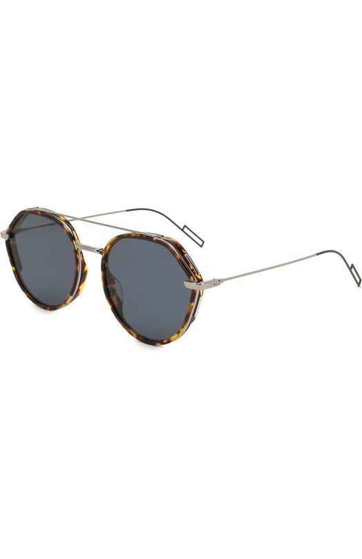 Купить Солнцезащитные очки Dior, DI0R0219S 3MA, Италия, Серебряный