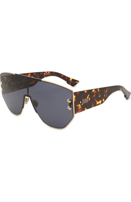 Купить Солнцезащитные очки Dior, DI0RADDICT1 000, Италия, Черный