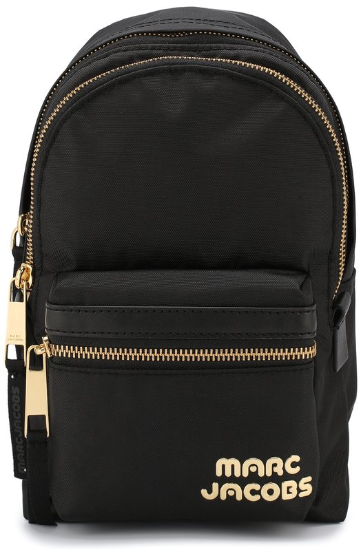 Купить Рюкзак Trek Pack Mini Marc Jacobs, M0014032, Китай, Черный, Текстиль: 100%;