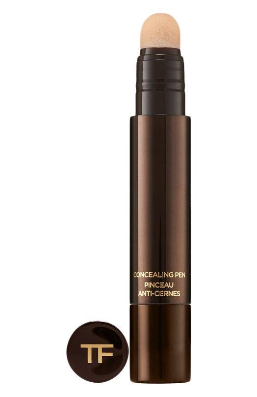 Купить Консилер Concealing Pen, оттенок 2.0 Buff Tom Ford, T1T1-08, Италия, Бесцветный