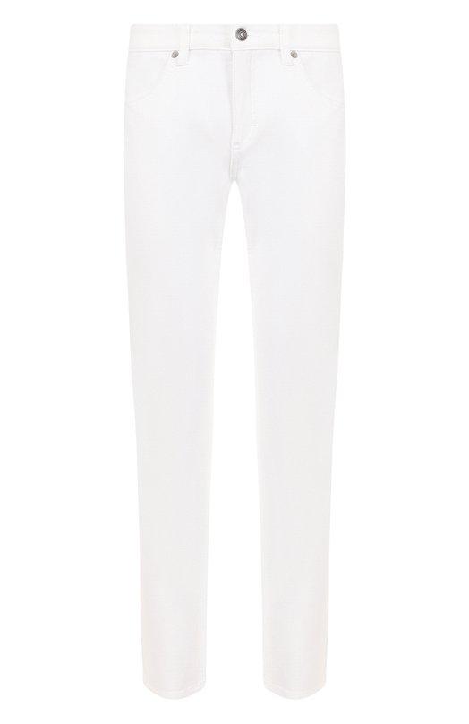 Купить Укороченные джинсы прямого кроя Escada Sport, 5019659, Турция, Белый, Хлопок: 95%; Эластан: 5%;