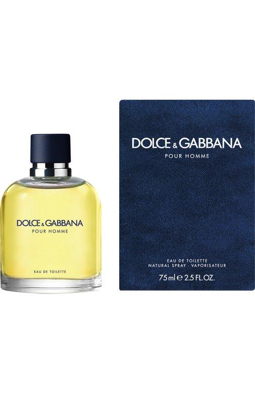 Купить Туалетная вода Pour Homme Dolce & Gabbana, 3020785DG, Франция, Бесцветный