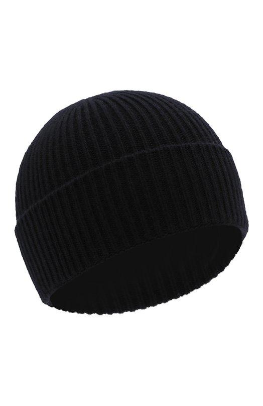Купить Кашемировая шапка бини Giorgio Armani, 747348/8A510, Италия, Синий, Кашемир: 100%;