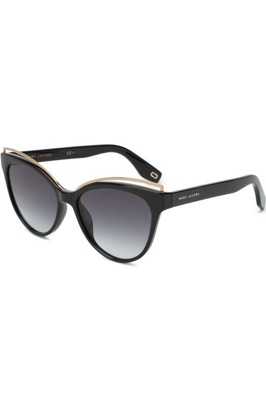 Купить Солнцезащитные очки Marc Jacobs, MARC 301 807, Словения, Черный