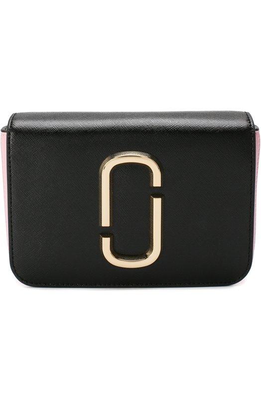 Купить Поясная сумка The Hip Shot Marc Jacobs, M0014102, Китай, Черный, Кожа: 100%;
