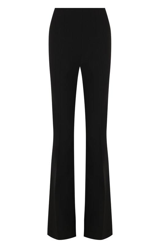 Расклешенные шерстяные брюки со стрелками  Michael Kors Collection