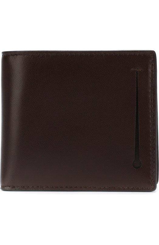 Кожаное портмоне с отделениями для кредитных карт Ermenegildo Zegna