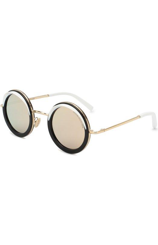 Купить Солнцезащитные очки CutlerandGross, 127701, Италия, Черно-белый