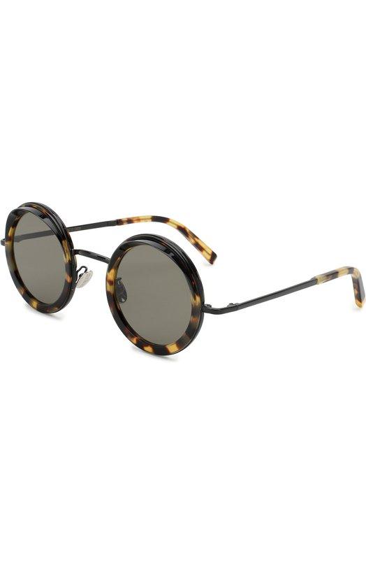 Купить Солнцезащитные очки CutlerandGross, 127703, Италия, Коричневый