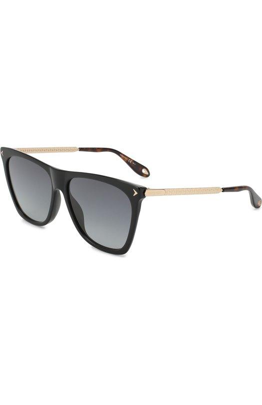 Купить Солнцезащитные очки Givenchy, 7096 807, Италия, Черный